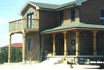 Porch Post Corbels by Southwest Post Designs Wood Posts Vigas Beams Corbels