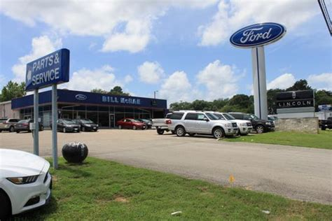 Bill McRae Ford : Jacksonville, TX 75766 5505 Car
