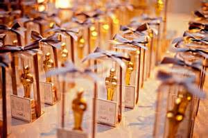 Favors Gifts Photos Chocolate Oscar Statues Inside