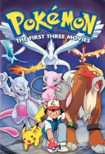 pokemon    movies box set disk  pocketmonstersnet