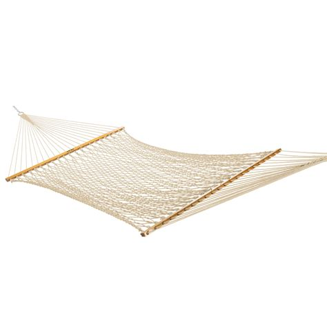 Cotton Rope Hammock With Stand by Hammocks Large Original Cotton Rope Hammock With Metal