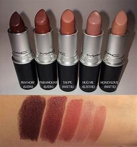 187 best MAC lipsticks images on Pinterest   Mac lipstick ...