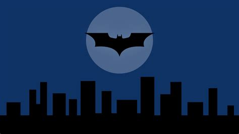 batman gotham city wallpaper