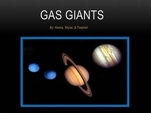 All Four Gas Giants (page 3) - Pics about space