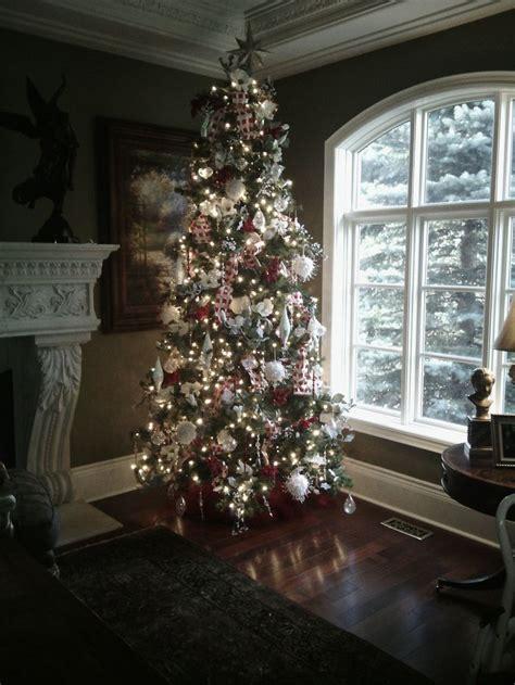 slim christmas tree decorations ideas decoration love
