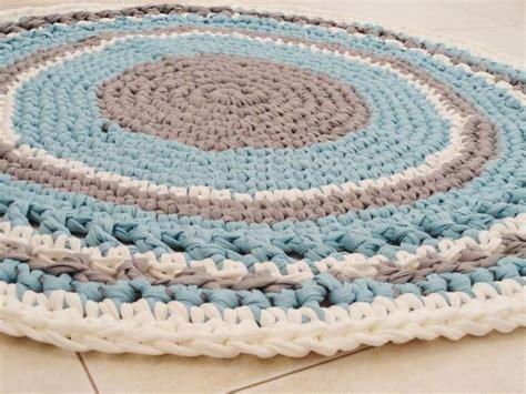 crochet rug  rug boy nursery rug baby room ideas