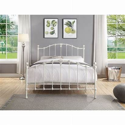 Iron Bed Wrought King Cast Beds Single