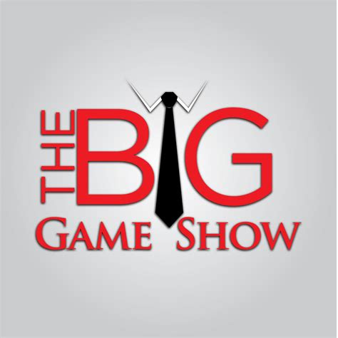 the big game show logo hiretheworld
