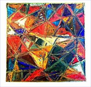 5, Contemporary, Abstract, Artists, Working, In, Pastel, That, You