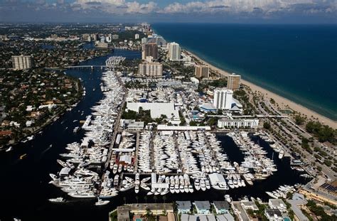 Fort Lauderdale by Fort Lauderdale International Boat Show 2015 Oversea