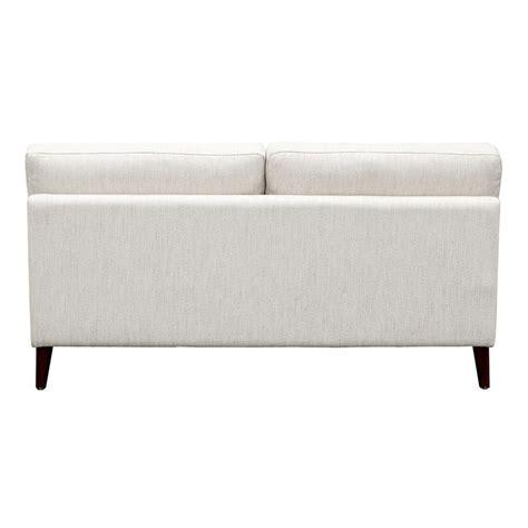 Modern Armless Loveseat by Barton Modern Armless Sofa At Home