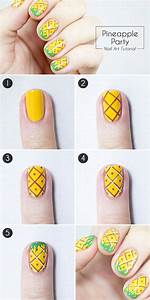 25 Easy Step By Step Nail Art Tutorials For Beginners ...