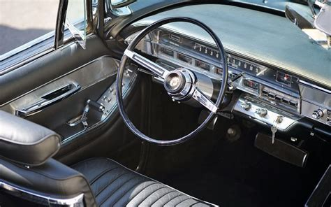 imperial crown convertible interior view photo
