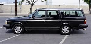 Black 1990 Volvo 240 Wagon For Sale  Photos  Technical Specifications  Description