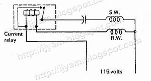 Electrical Control Circuit Schematic Diagram Of Capacitor