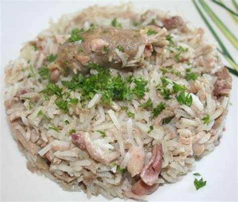 cuisiner l andouillette riz pilaf à l 39 andouillette amafacon