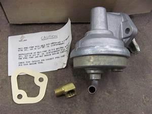 New 67 68 Camaro Chevelle Big Block 396 Fuel Pump 40468 M