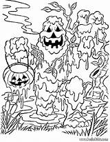Coloring Halloween Scary Monster Printable Pages Mud Monsters Print Cute Dragon Very Hellokids Fun Detailed Popular Fall Drawing Getcoloringpages Activities sketch template