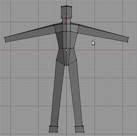 blender male template blender 3d noob to pro modeling a human character