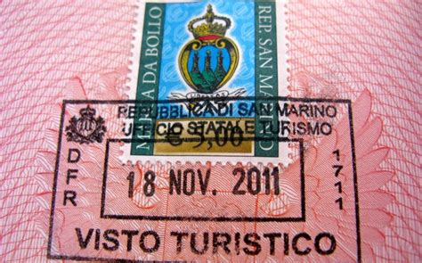 Ufficio Passaporti San Marino by 11 Originali Timbri Per Il Passaporto Vero Viaggiatore