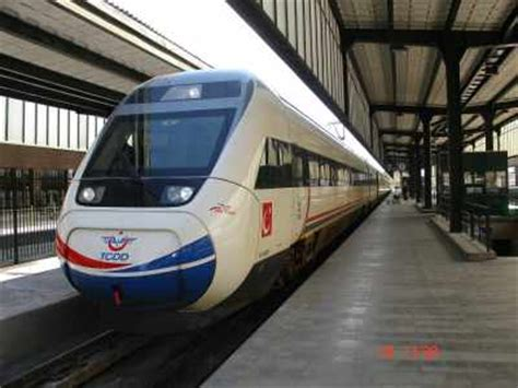 trenes turquia