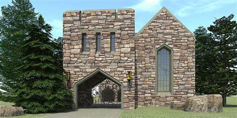 scottish highland castle td architectural designs house plans