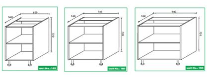 Assemble It Cupboards by Built In Diy Kitchen Cupboards In Johannesburg Webb