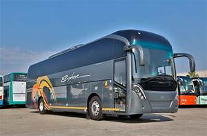 12m 49 Seats New Long Distance Diesel Coach Bus With