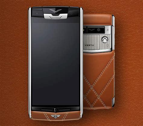 vertu luxury vertu for bentley limited edition luxury smartphone