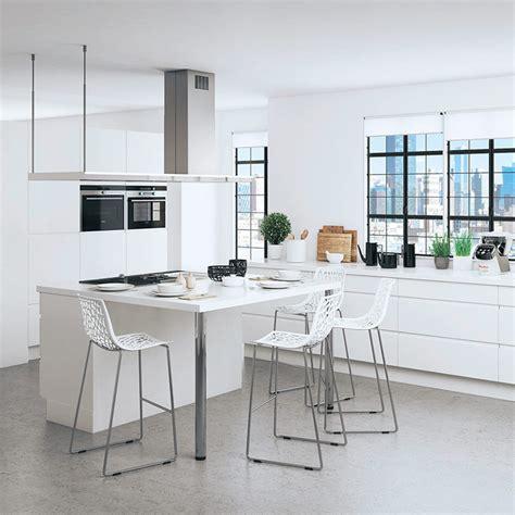 quel plan de travail choisir pour une cuisine quel plan de travail choisir pour une cuisine blanche