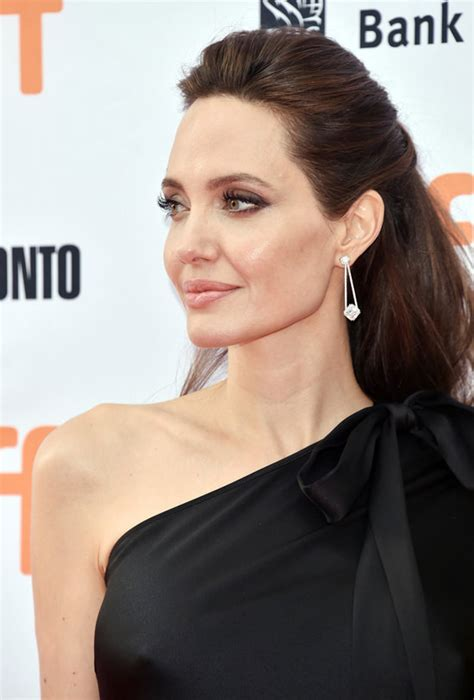Angelina Jolie is Back and She Hasn't Changed a Bit | Tom ...