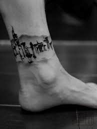 What Does Skyline Tattoo Mean?   Represent Symbolism