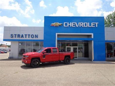 Stratton Chevrolet Company Car Dealership In Beloit, Oh