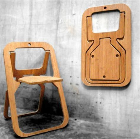 chaise pliante en bois chaises pliantes originales designs vintage et modernes