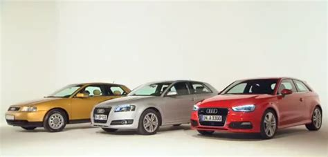 photo audi  evolution du design