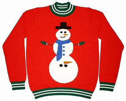 Sweater Ugly Clipart Christmas Clip Sweaters Cliparts