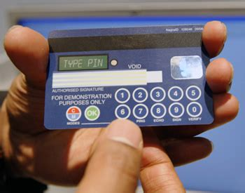 Visa trials PIN payment card to fight online fraud • The