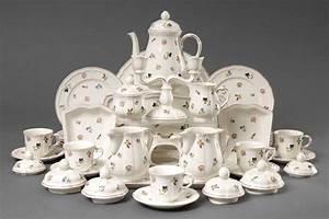 Villeroy Boch Kaffeeservice : kaffeeservice porzellan polychrom bemalt villeroy ~ Michelbontemps.com Haus und Dekorationen