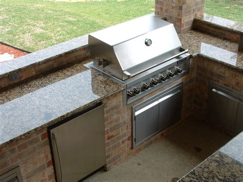 outdoor kitchen countertops sealing your granite for the winter season denver shower