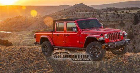 jeep gladiator pickup leaks  forum   la