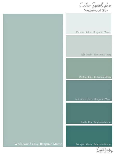 benjamin wedgewood gray color spotlight benjamin