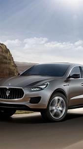 Wallpaper Maserati Kubang, Levante, luxury cars, crossover