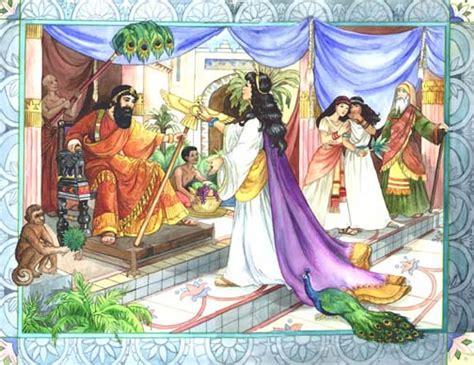 garden of praise esther bible story 836 | esther4