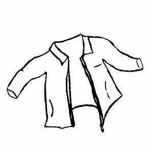 Black And White Clothing Clipart - ClipArt Best