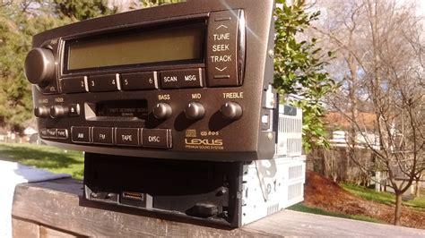 ls amp bypass stereo install wpics clublexus