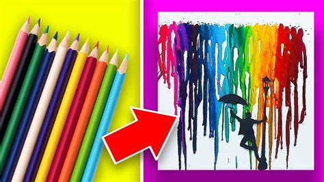 easy art projects    youtube