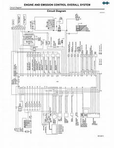2000 Nissan Xterra Wiring Diagram