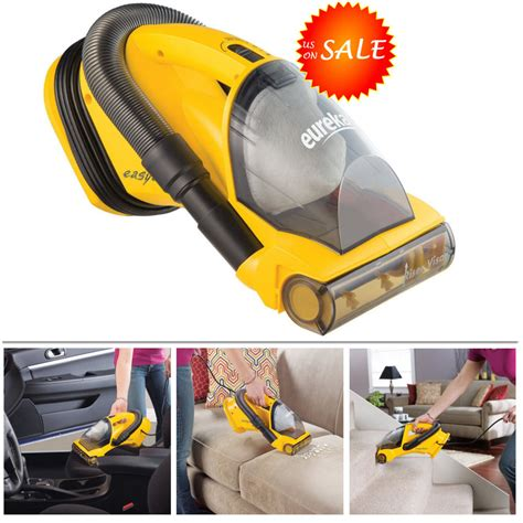 Held Carpet And Upholstery Cleaner by Car Handheld Vacuum Cleaner Bagless Floor Carpet Stair