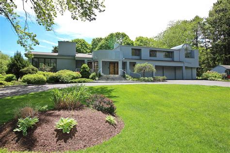 Houses Houses For Sale Contemporary Homes For Sale In Westport Ct Find And Buy