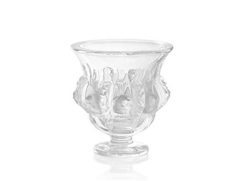 vasi lalique vaso dierre in cristallo lalique serra roma